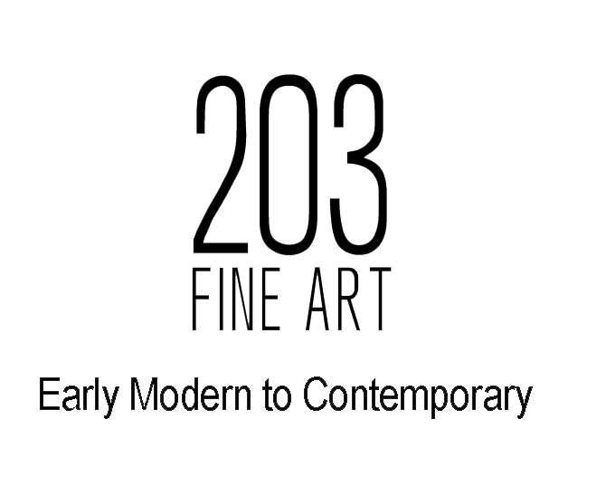 203 Fine Art Early Modern to Contemporary